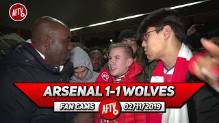 Arsenal 1-1 Wolves | It's Another Draw That Feels Like A Loss (Arsenal Finland)
