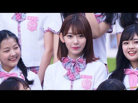 180510 미야와키 사쿠라 Miyawaki Sakura 宮脇咲良 프로듀스48 PRODUCE48 プロデュース48 4K 60P 직캠 by DaftTaengk