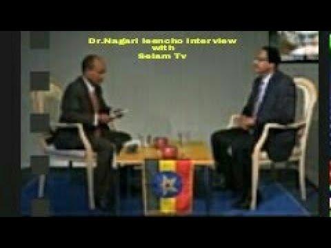 Dr.Nagari leencoo with Salam Tv in Sweden.