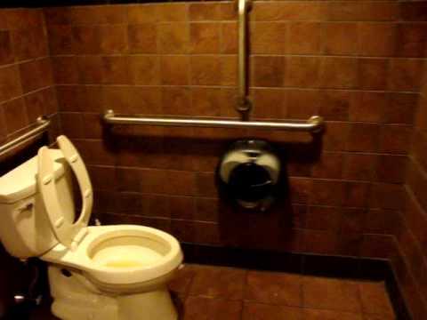 KFC bathroom full shoot Kohler toilet  urinal  YouTube