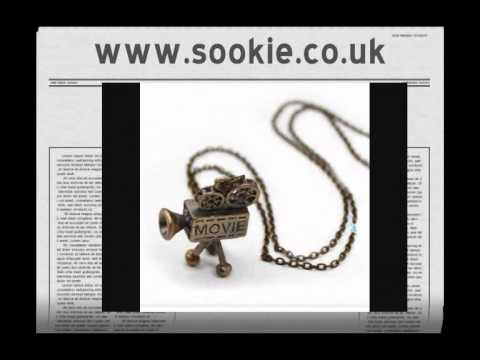 Vintage Jewellery:Funky Necklaces_0004.wmv