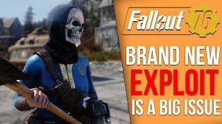A New Duplication Glitch Already Plagues Fallout 76's Servers