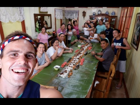 My Filipino Family On Father's Day (Cagayan de Oro, Mindanao)