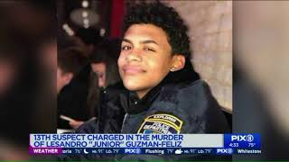 Justice for Junior: 13th suspect arrested in slaying of Bronx teen at bodega