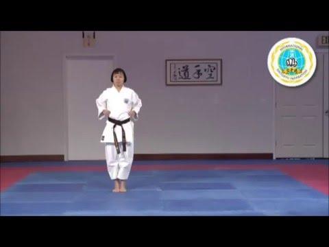 036 Shito Ryu - Rohai