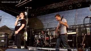 Matchboxstories am 24.8.2013 auf dem Tidenhub-Festival in HH-Finkenwerder, das ganze Konzert