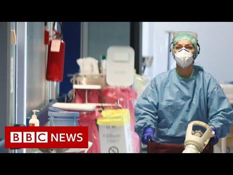 Coronavirus: Inside an Italian ICU - BBC News