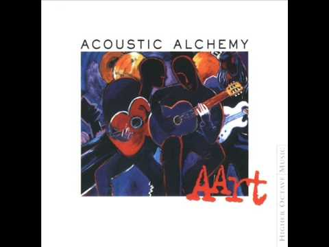 Acoustic Alchemy - The Velvet Swing