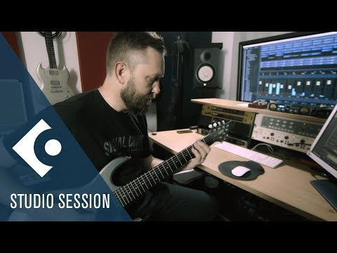Cycle Recording to Get a Massive Guitar Sound | Phil Hirvelä on Recording a Metal Guitar