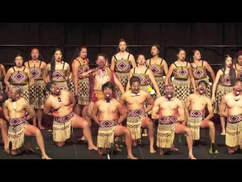 Te Maurea Whiritoi Kapa Haka - Tainui Kapa Haka Festival 2015