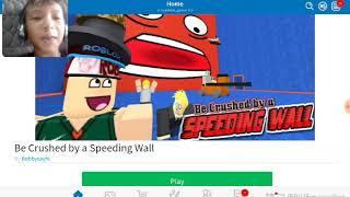 Speeding wall di roblox INDONESIA#1