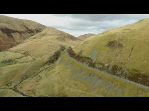 Dalveen Pass - Dumfries and Galloway