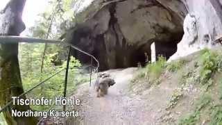 ♦ Lucy ♦ Tischoferhöhle - Wanderung im Kaisergebirge bei Kufstein