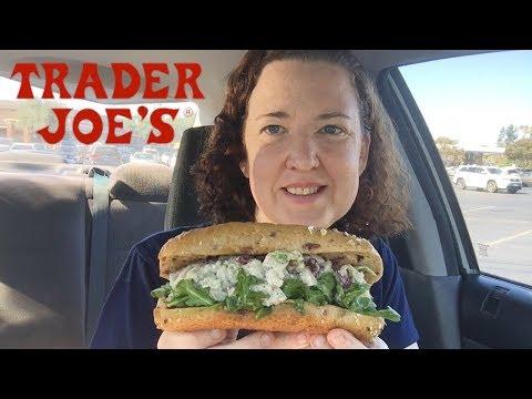 Trader Joe's |Turkey Salad Sandwich | Review