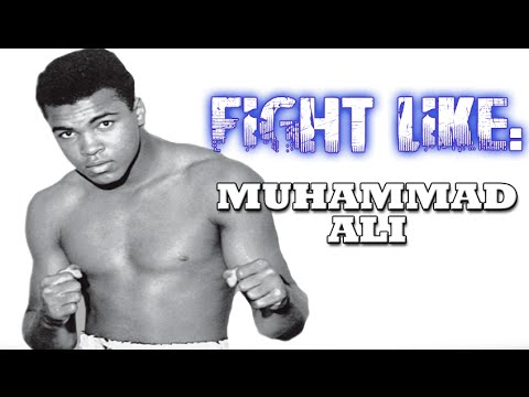 How To Fight Like Muhammad Ali: 3 Signature Moves
