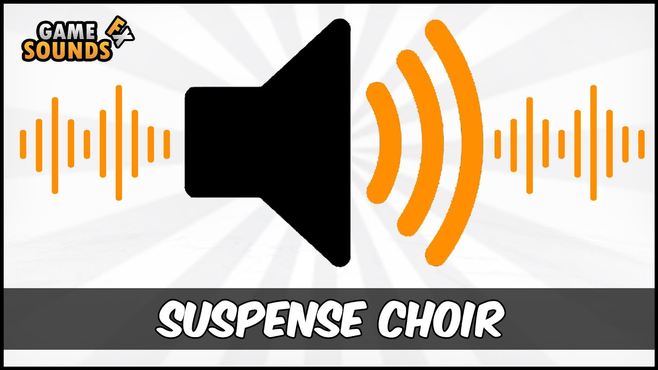 Choir Suspense/Dramatic - Sound Effect [HD]