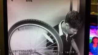 кража велосипеда Merida в Сокольниках
