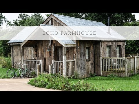 Soho Farmhouse: Inside the UK's most exclusive hotel