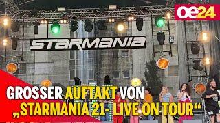 """Großer Auftakt von """"Starmania 21- Live On Tour"""""""