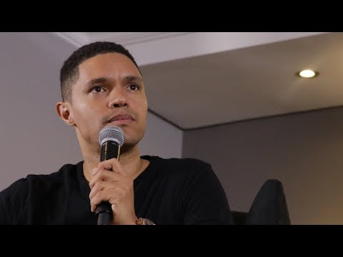 Trevor Noah is back in SA!