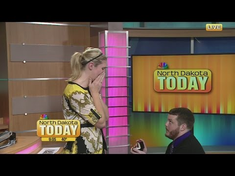 Kristi Larson says YES! Proposal live on North Dakota Today