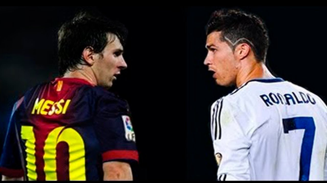 Messi vs C.Ronaldo - Jugadas y Goles 2014 | HD - YouTube