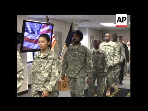 The U.S. Army Has Graduated Its First Sikh Enlisted Man In A Generation After Granting A Rare Religi