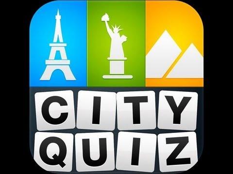 City Quiz - Lösung Level 1-104 [HD] (Answers, Walkthrough)