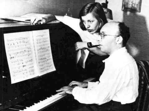 """Speak Low"" written and performed by Kurt Weill"