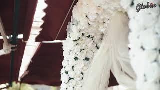 Decoración floral de bodas - Torrevieja