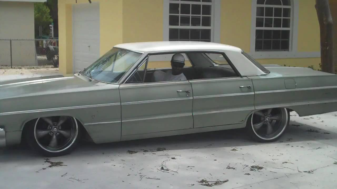 1964 Chevy Impala On Air Ride For Sale 8 500 Sold Youtube