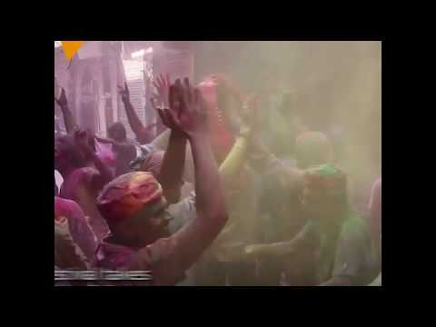 Holi: Brightest Glimpses From Indian Festival of Color