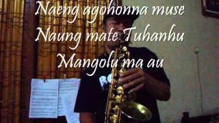 Alto Saxophone Dung Sonang Rohangku, Buku Ende HKBP no 213