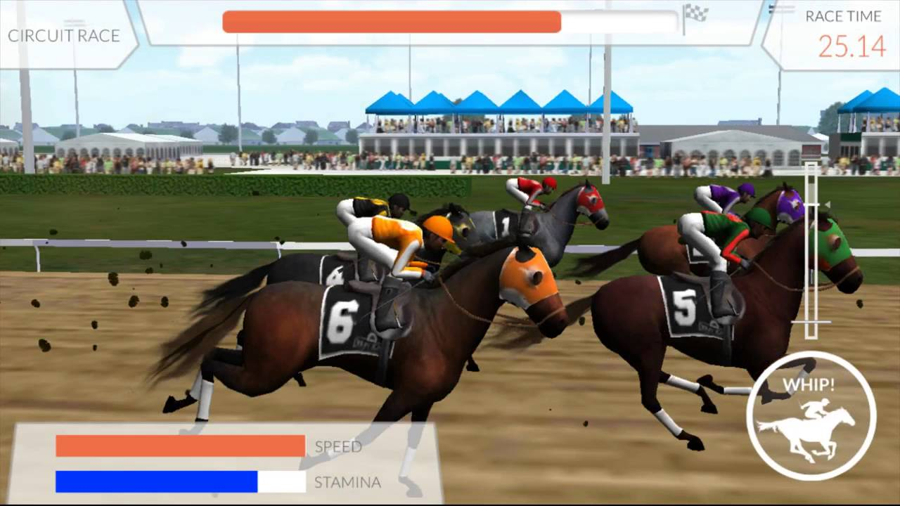 Photo finish: Horse racing Android Gameplay - YouTube