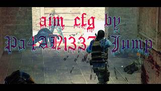 AIM and JUMP cfg для css v34-UCP 8.1,5 + SMAC ULTRA - Новый конфиг