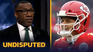 Shannon Sharpe reacts t๐ Patrick Mahomes, Chiefs' comeback win over Texans | NFL | UNDISPUTED
