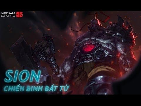 Build Sion Lol