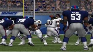 Madden NFL 2001 PS2 Gameplay HD