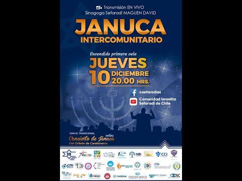 JANUCA INTERCOMUNITARIO, Encendido Primera Vela