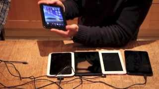 5 x Budget Tablet Review (compared to iPad mini)
