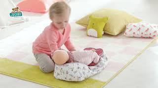 Pătuț portabil Carry Bed Mon Grand Poupon Corolle