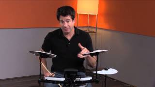 Roland TD-1K Electronic Drum Kit Demo - Sweetwater Sound