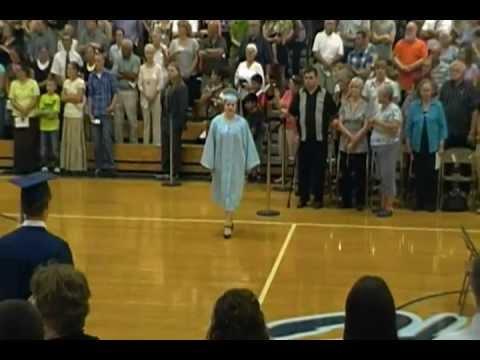 Prairie Central High School Graduation Class of 2012 Part 1