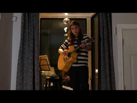I'm Waiting For My Man - Lou Reed Cover By Brenton Wilcox
