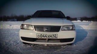 Nissan Sunny 2003 за 150.000 к. Тест-Драйв, Обзор, Мое мнение (есть проблемы со звуком)