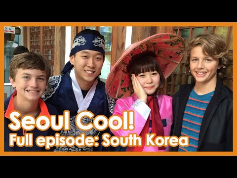 Seoul South Korea Family Travel Guide
