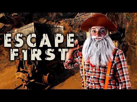 Die Horror Mine - Escape First Deutsch