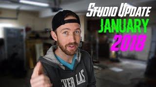 Studio Update January 2018
