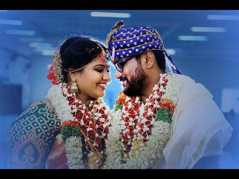 Hariharan+Ragavi  - Love kick starts | Wedding Highlights | THE SHUTTER PHOTOGRAPHY-Vellore