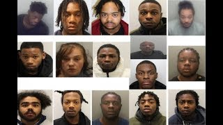 Nigerians, Others In UK Sentenced To 61 Years For Drug Offences